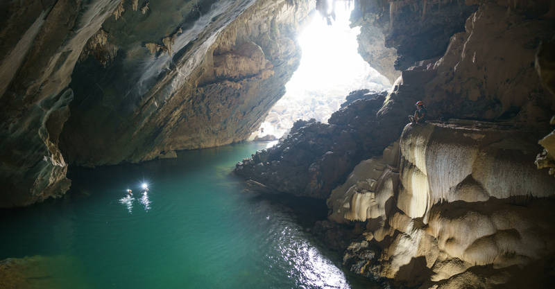 Camping & Trekking 2D1N Tour: Explore Phong Nha - Ke Bang National Park, Ma Da Valley