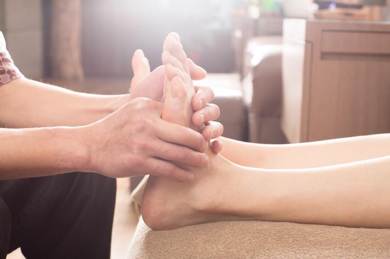 [ Exclusive] Taipei Chain - Kinraku Foot Massage Experience Voucher
