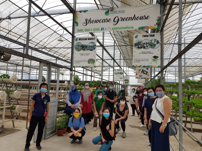 Kok Fah Technology Farm Tour