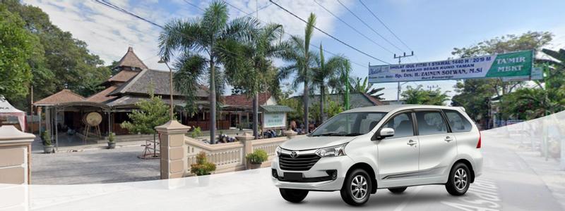 Jogjakarta Intercity Private Transfer to Madiun