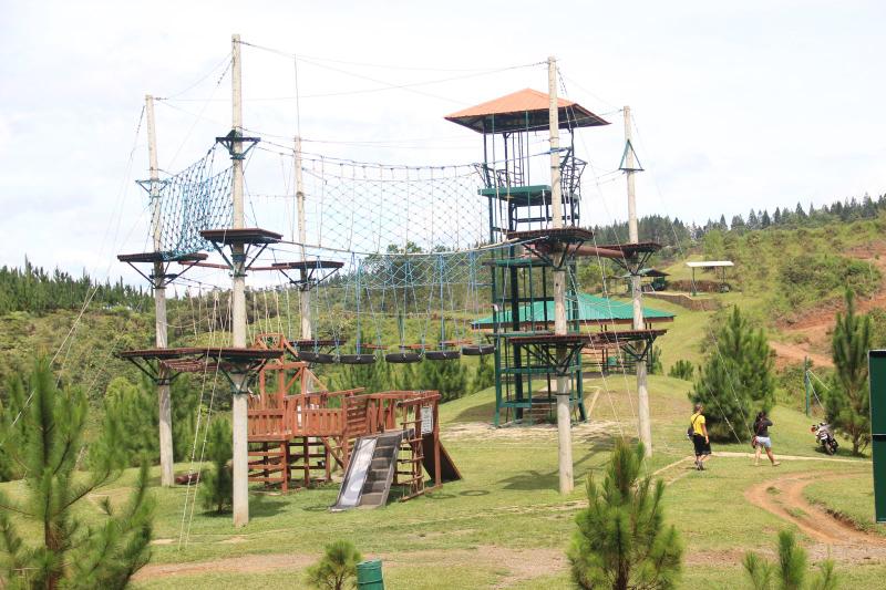 Dahilayan Adventure Park Ticket in Cagayan de Oro