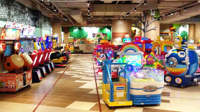 [MCO Special Promo] Mollyfantasy Amusement Centre (Sarawak area)