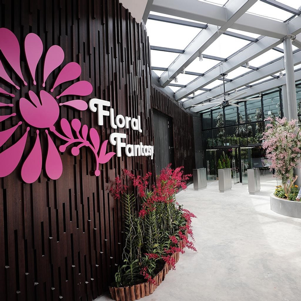 Gardens by the Bay - Floral Fantasy with Historical Walking Tour PLUS JUMBO Seafood Lunch or Dinner