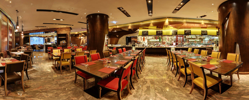 The Chef's Table in Crowne Plaza Hong Kong Kowloon East