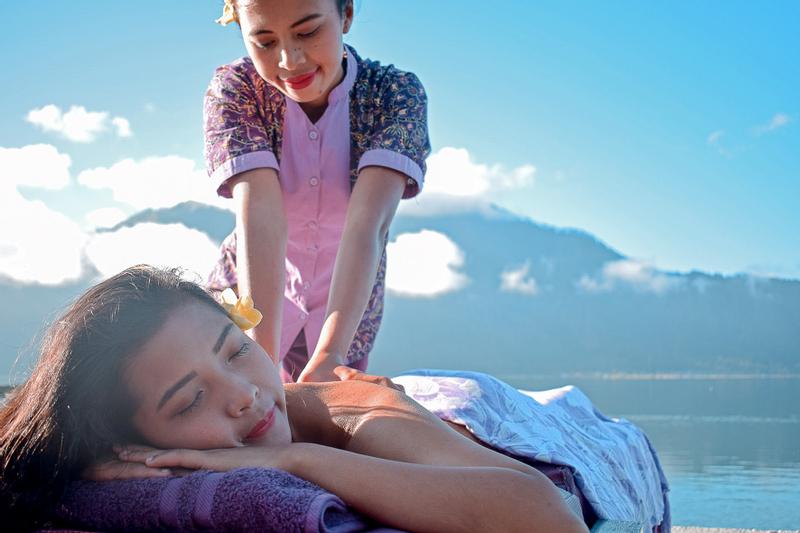 Spa Treatment at Toya Devasya Natural Hot Spring