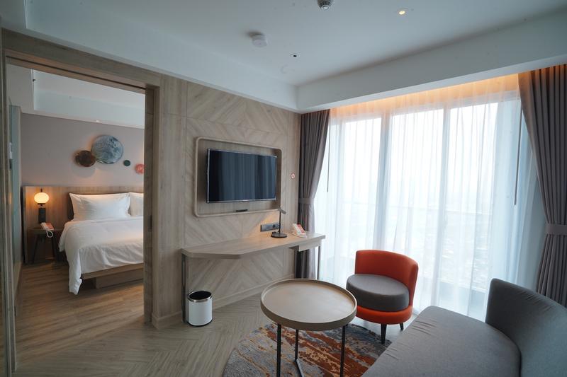 Harris Suite Puri Mansion Repatriation Quarantine Package in Jakarta