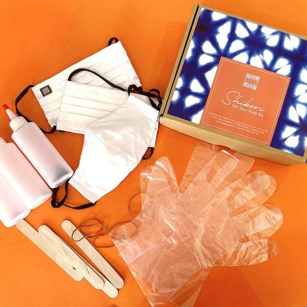 Batik DIY Kit and Mini Game Set by Batik Boutique