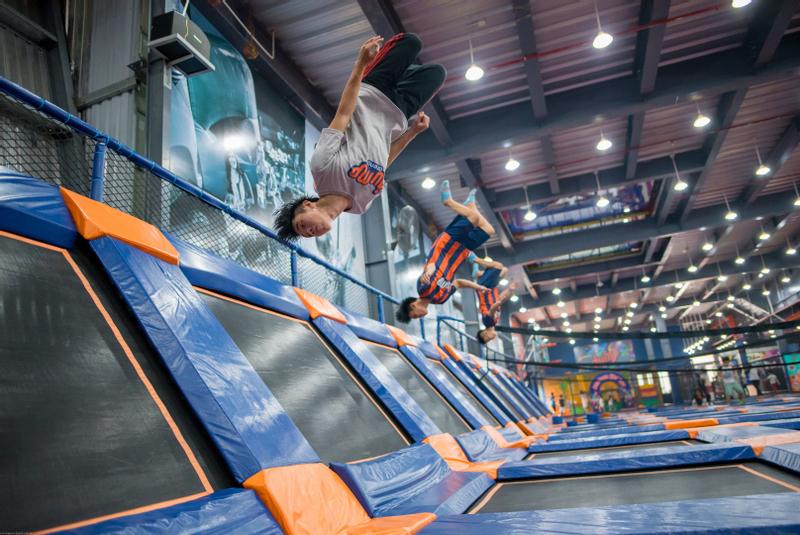 [Mon - Fri] Jump Arena Trampoline Park Ticket in Ho Chi Minh City