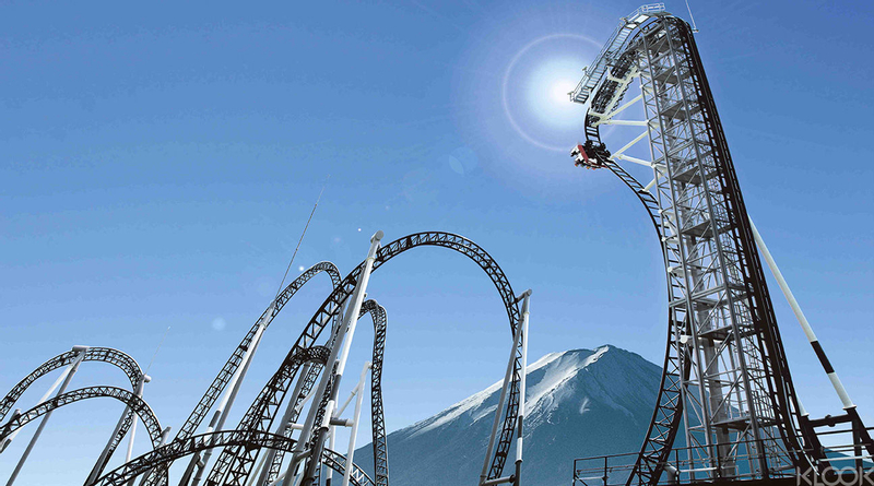 [Limited Offer] Fuji-Q Highland Free Pass Ticket with Round Trip Transfer from Shinjuku