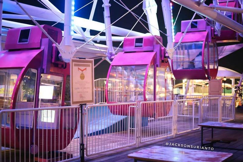 J-Sky Ferris Wheel Ticket in Jakarta