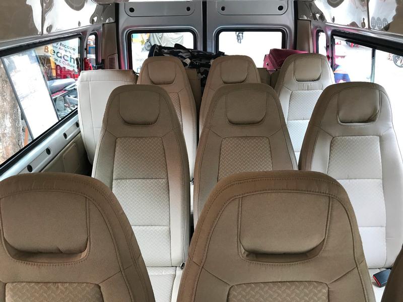 Shared Shuttle Bus Transfers Between Da Nang Airport to Hoi An & Da Nang