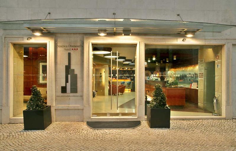 America Diamonds, Lisboa