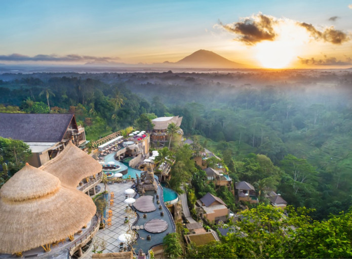 The Kayon Jungle Resort Ubud, Gianyar