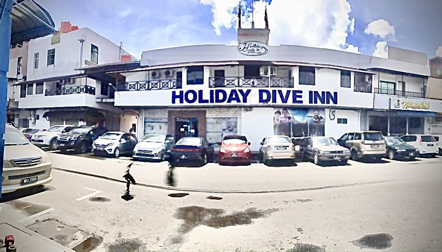 Holiday Dive Inn, Semporna