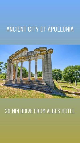 Albes Hotel, Fierit