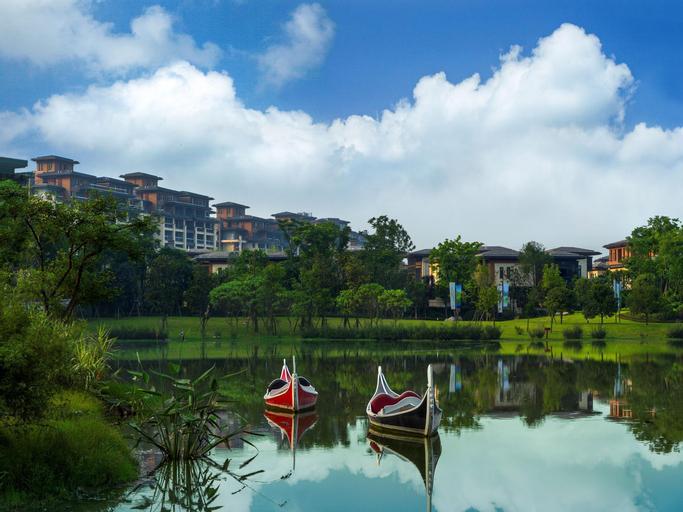 Tujia Sweetome Vacation Rentals Emei Qinglu Hotel, Leshan