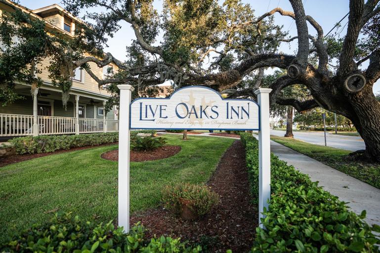 Live Oaks Inn, Volusia