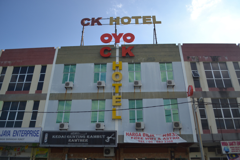 Ck Hotel, Manjung