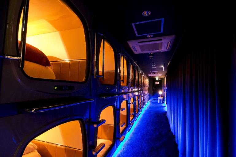Spa & Capsule Hotel GrandPark-Inn Kitasenju, Adachi