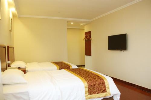 GreenTree Inn AnHui Ningguo Ningguo Avenue Business Hotel, Xuancheng