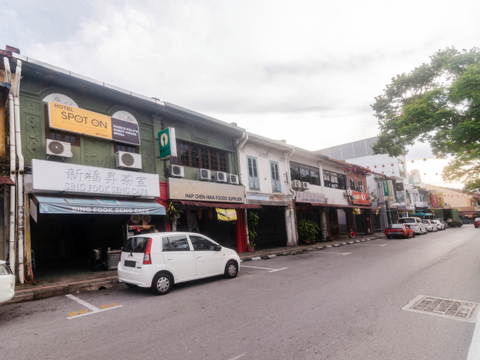 SPOT ON 89904 Marco Polo's, Kuching