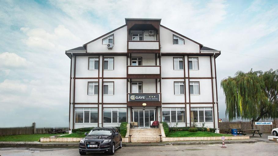 Gaye City Hotel, Merkez