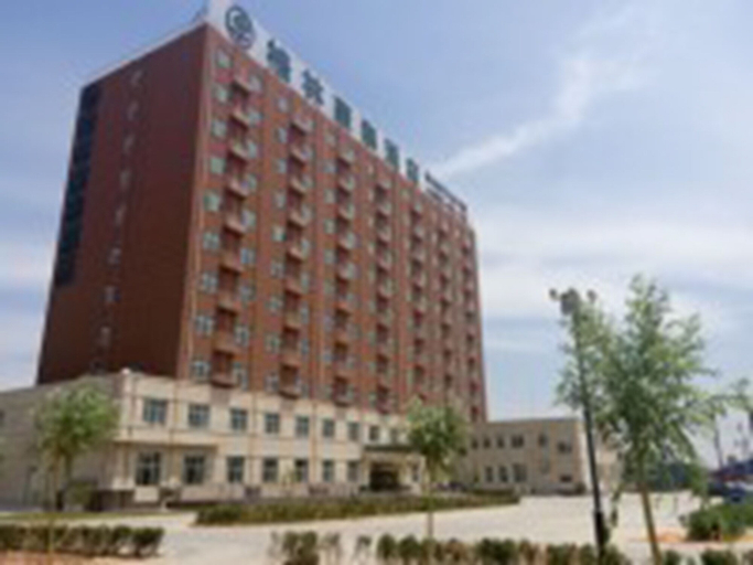 GreenTree Inn TangShan North Station South Ring Road Hotel, Tangshan