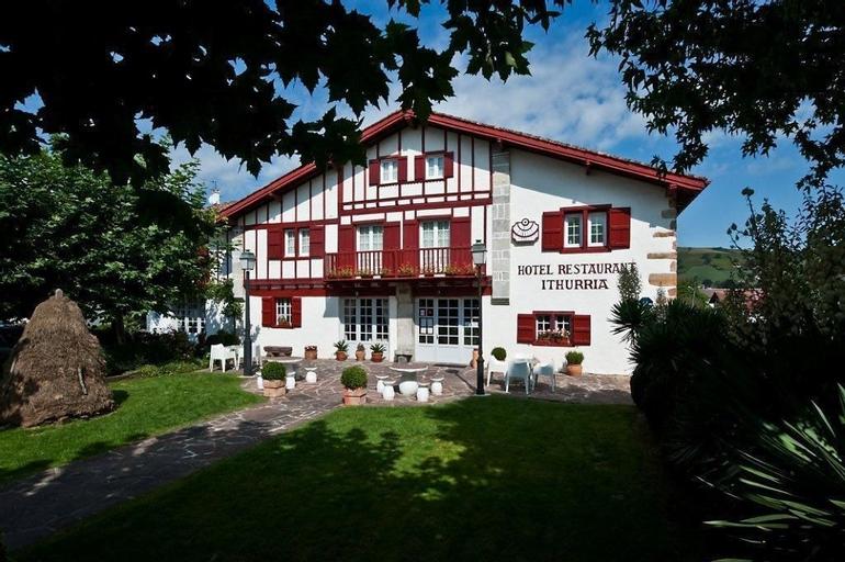 Hotel Ithurria, Pyrénées-Atlantiques