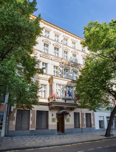 Hotel Tyl, Praha 2