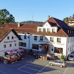 Hotel Bayerischer Hof, Regen