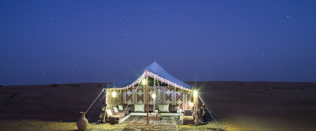 Starwatching Private Camp - Desert Private Camp, Biddiya
