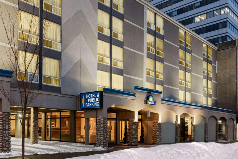 Days Inn by Wyndham Edmonton Downtown, Division No. 11