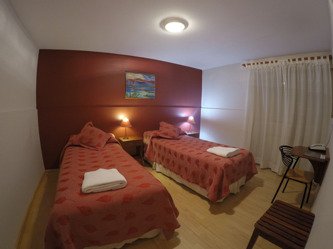 Hotel Ariel, Lago Argentino