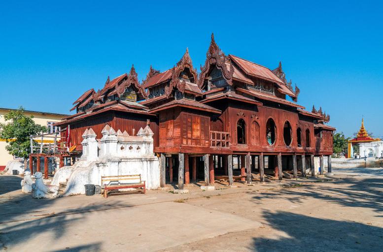 Tha Pye Lwin Guesthouse Shwe Nyaung, Taunggye