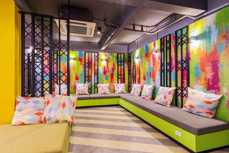 iSanook Hostel, Bang Rak
