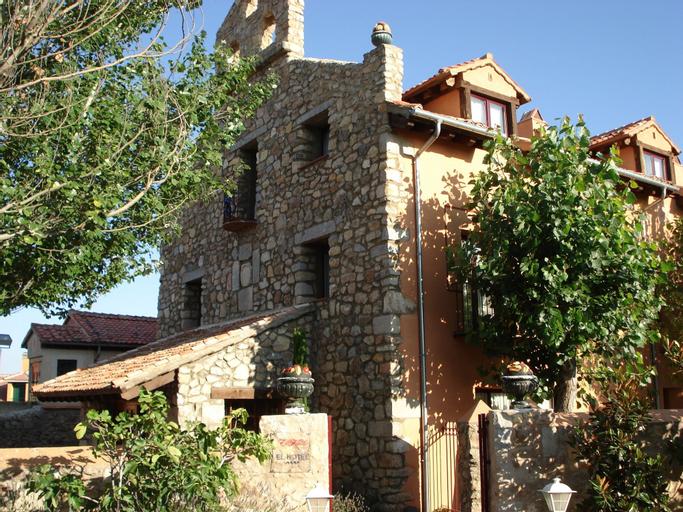 Hotel El Rancho, Segovia