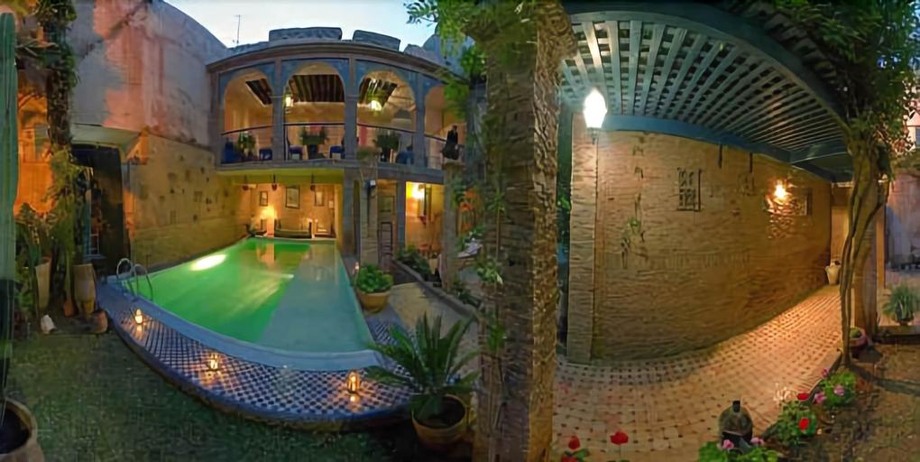 Riad Meknès, Meknès