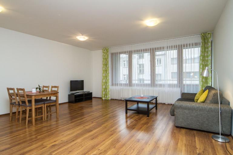 3D Apartments, Praha 7