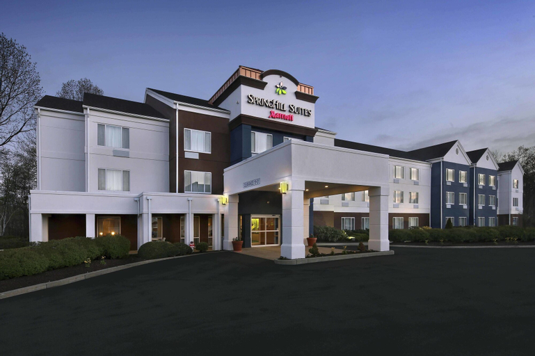Springhill Suites By Marriott, New London