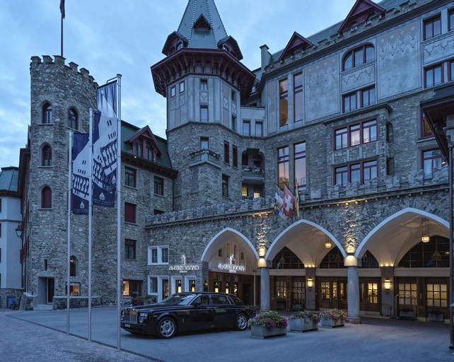 Badrutt's Palace Hotel, Maloja