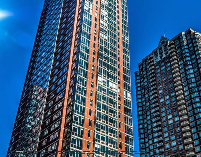 Global Luxury Suites at Newport, Hudson