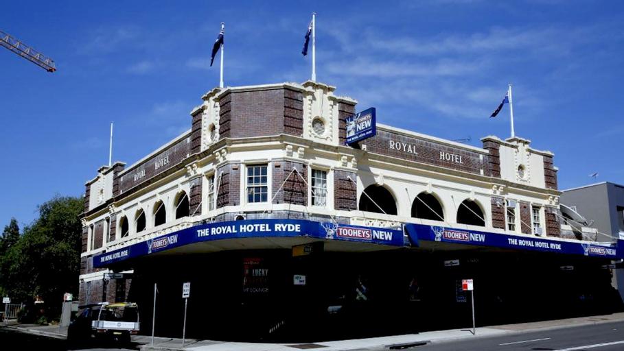 Royal Hotel Ryde, Ryde