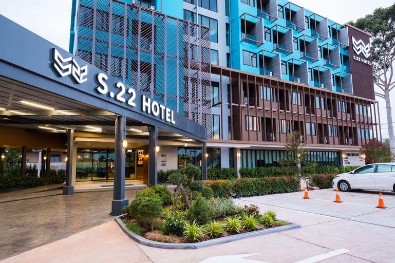 S.22 Hotel Suratthani, Muang Surat Thani