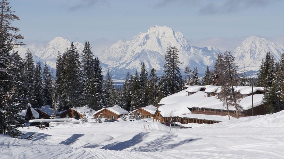 Togwotee Mountain Lodge, Teton