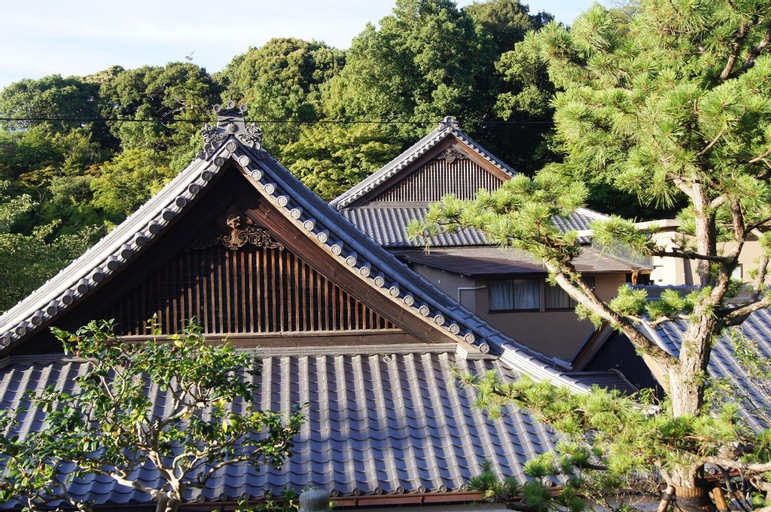 Shigisan Gyokuzoin, Sangō
