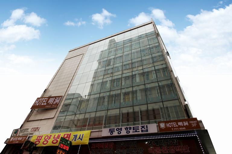 Hotel Myeong-Dong, Jung