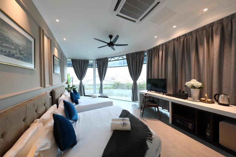Reunion Residence, Pulau Penang
