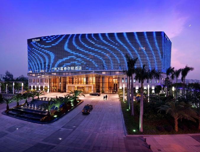 Hilton Guangzhou Baiyun, Guangzhou