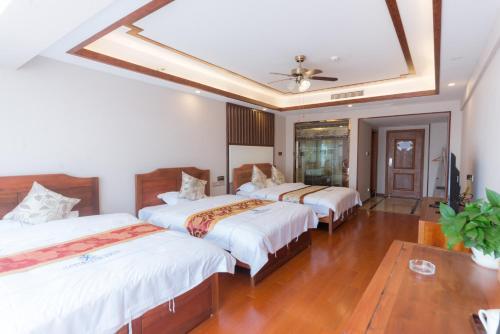 Xi Shuang Ban Na Pearwee Hart&Tang Hotel, Xishuangbanna Dai