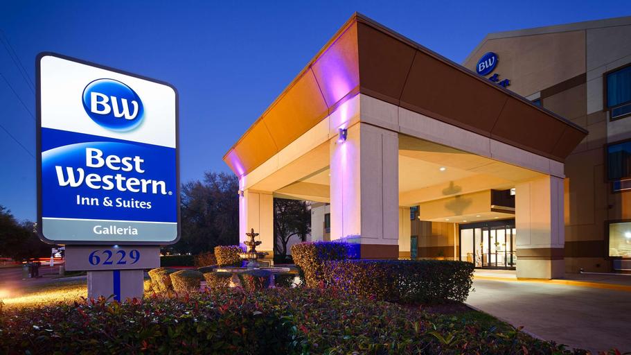 Best Western Galleria Inn & Suites, Harris